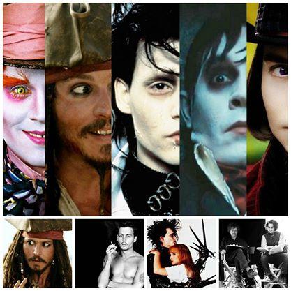 Johnny Depp e la sua misteriosa personalità