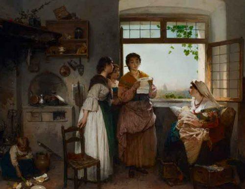 Leggere, Leggere, Leggere! Libri, giornali, lettere nella pittura dell'Ottocento