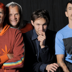"Riecco i Red Hot Chili Peppers: arriva ""The Getaway"""