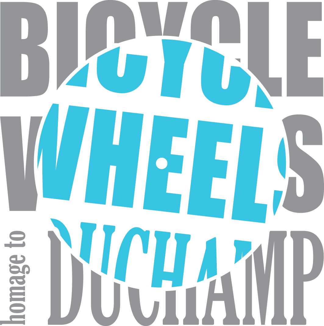 immagine ufficiale_Bicycle Wheels Homage to Duchamp