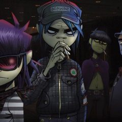 THE BOOK OF GORILLAZ