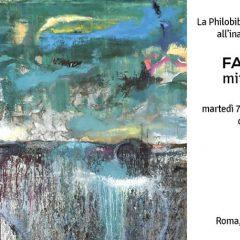 Fabio Mariani – mito, rito e storia