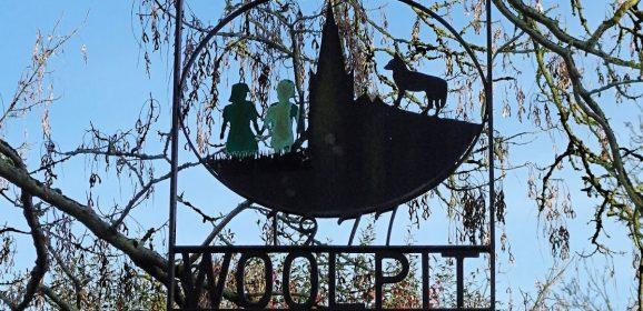 Woolpit e la storia dei bambini verdi.