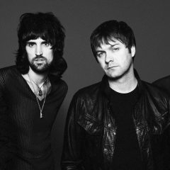 "KASABIAN: arriva ""For crying out loud"""