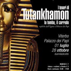 I tesori di Tutankhamon, la tomba, il corredo.