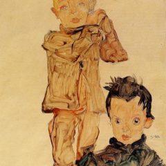 Egon Schiele – Bambini