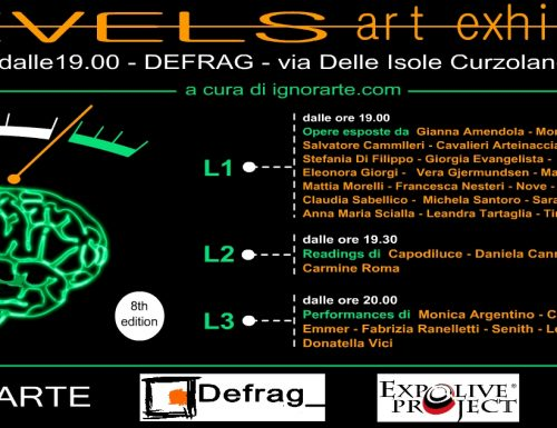 LEVELS – art exhibition  8th edition