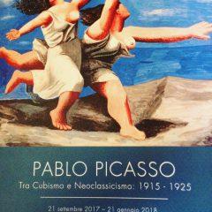 Pablo Picasso. Tra Cubismo e Neoclassicismo: 1915 – 1925