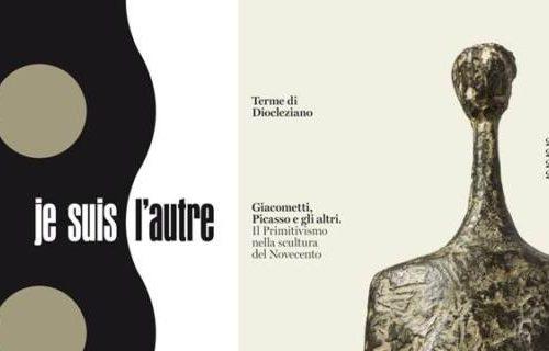Je suis l'autre Giacometti, Picasso e gli altri Il Primitivismo nella scultura del Novecento