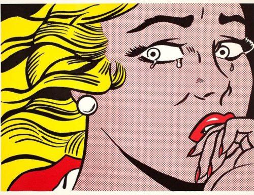 Roy Lichtenstein e la Pop Art americana