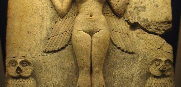 La discesa agli inferi di Ishtar.