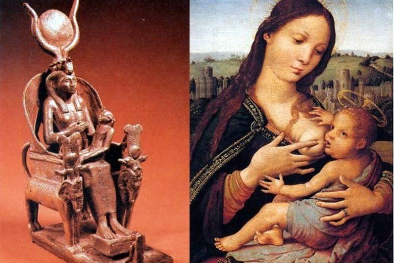 Rudolf Steiner – L'Iside egizia e la Madonna cristiana