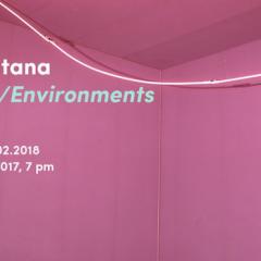 Lucio Fontana – Ambienti/Environments