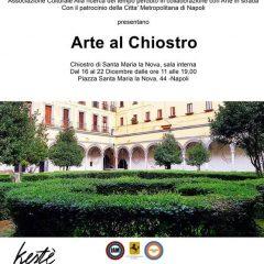 """""""Arteal Chiostro"""", mostra collettiva di pittura"""